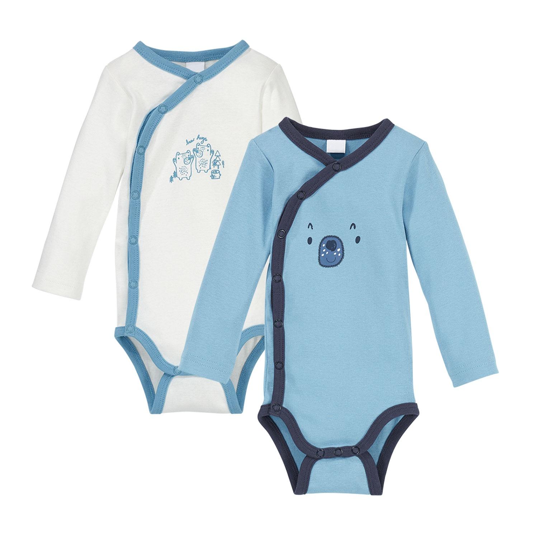 IMPIDIMPI Baby-Bodysuit 2er-/3er-Set