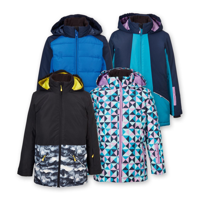CRANE Kinder-Skijacke
