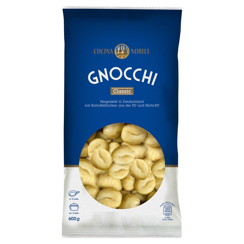 CUCINA NOBILE Gnocchi oder Tagliatelle 600 g