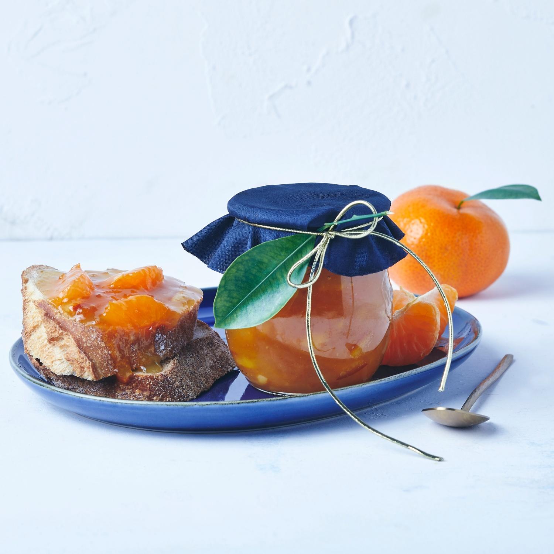 Weihnachtliche Clementinen-Marmelade