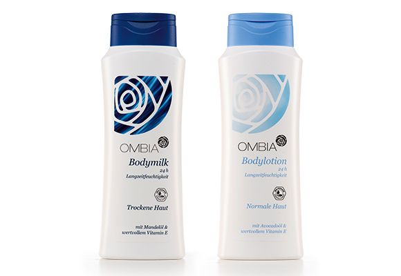 OMBIA Bodylotion/Bodymilk 500 ml