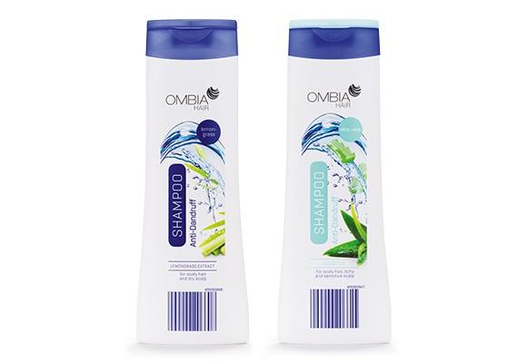 OMBIA HAIR Anti Schuppen Shampoo 300ml