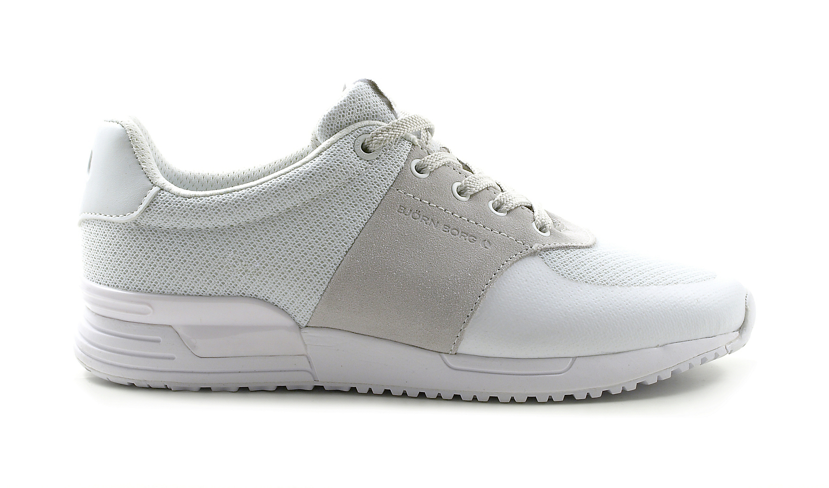 BB R100 WOMEN´S MESH SNEAKER White