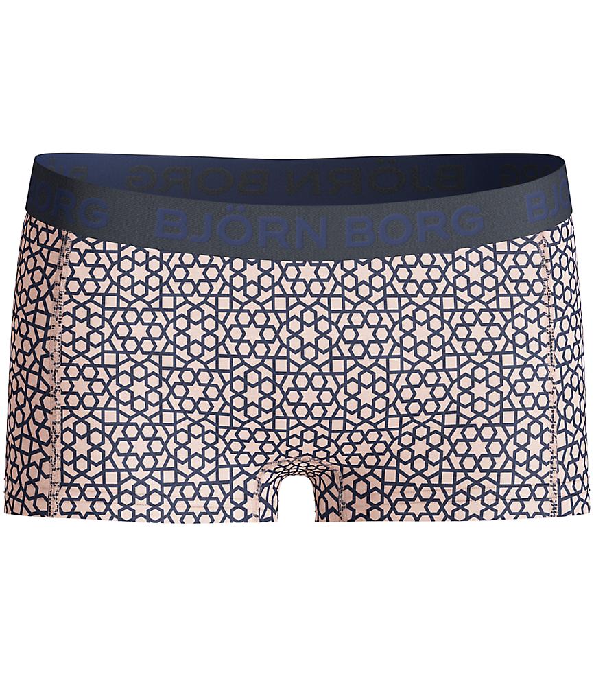 Girls Mini Shorts Mosaic