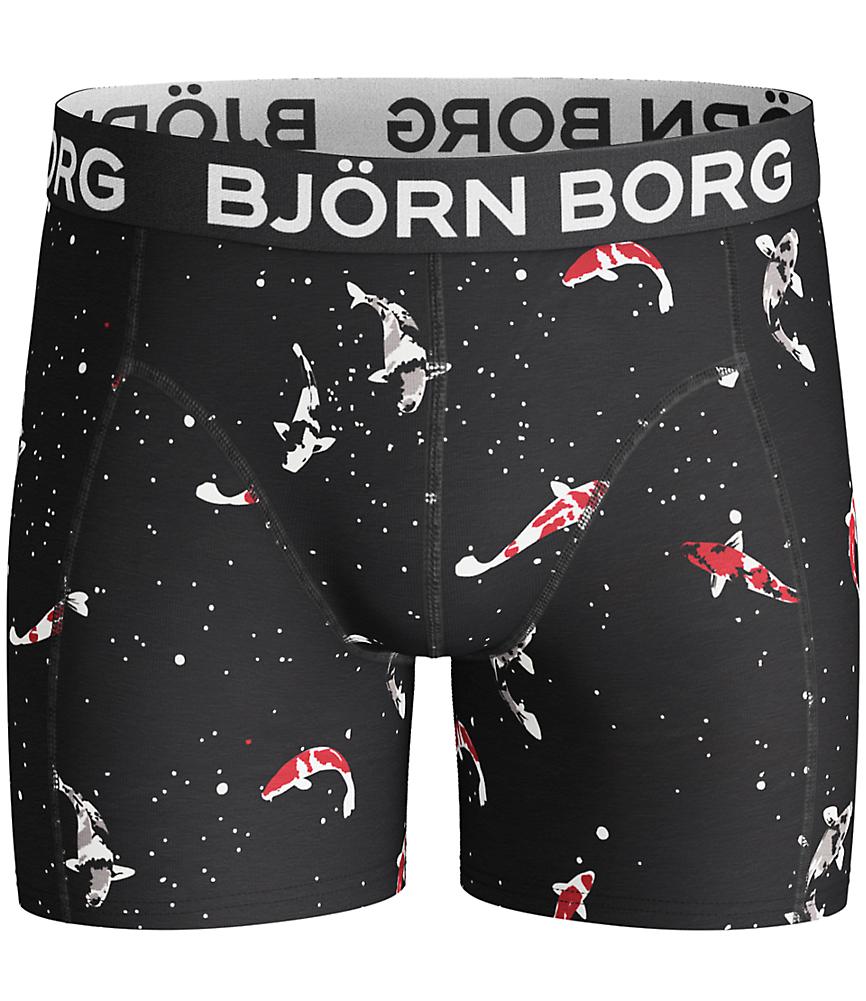 BB Koi Boys shorts Black