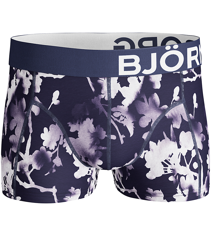 BB Blossom Short Shorts Navy