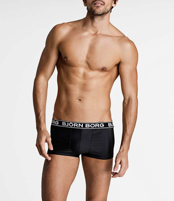 Björn Borg | 1p SWIM TRUNK SEASONAL SOLIDS Black