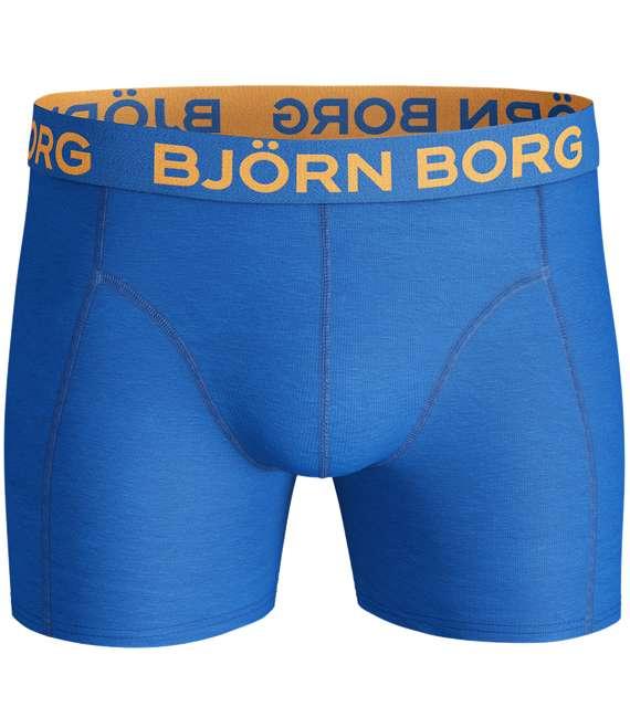 Björn Borg | 3p SHORTS SEASONAL SOLIDS Directoire Blue