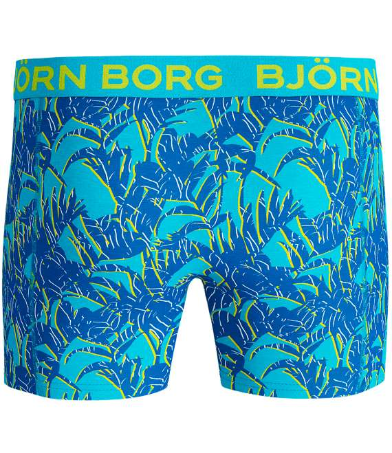Björn Borg | 1p SHORTS BB TROPICAL Aquarius