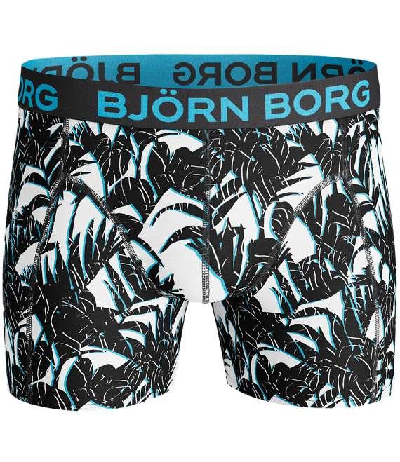 Björn Borg   1p SHORTS BB TROPICAL Black