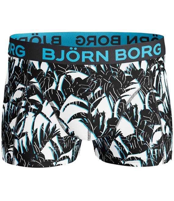 Björn Borg | 1p SHORT SHORTS BB TROPICAL Black