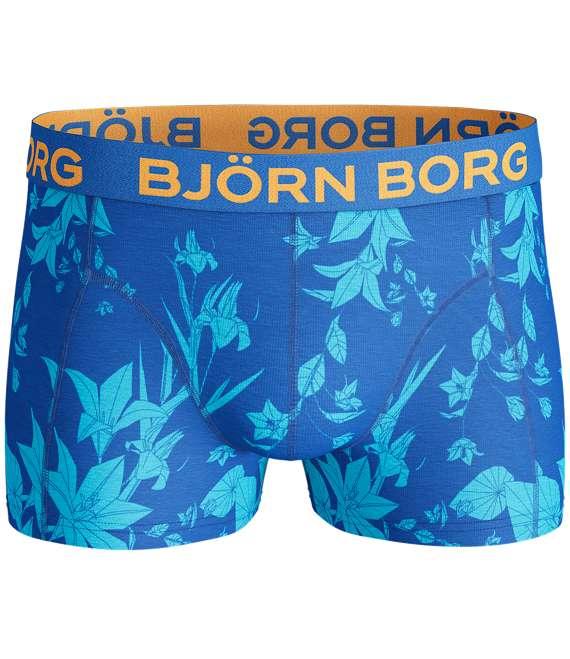 Björn Borg | 1p SHORT SHORTS BB FLOWER Directoire Blue