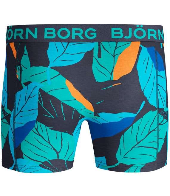 Björn Borg | 1p SHORTS BB LEAF Peacoat