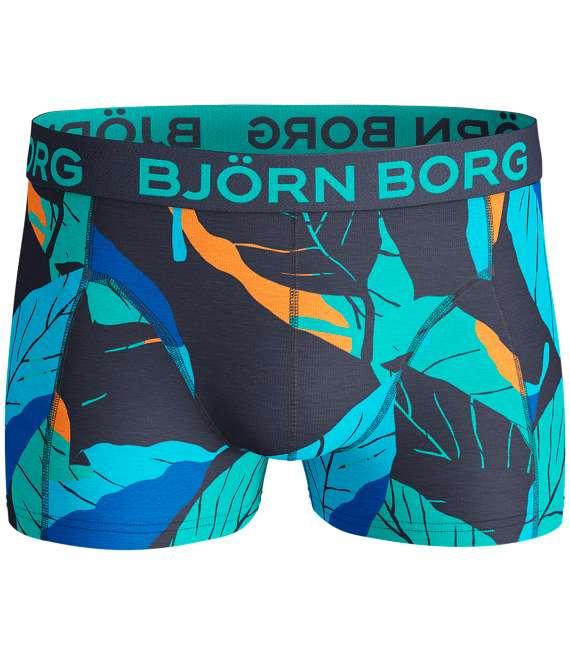 Björn Borg | 1p SHORT SHORTS BB LEAF Peacoat
