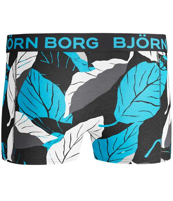 Björn Borg | 1p SHORT SHORTS BB LEAF Black