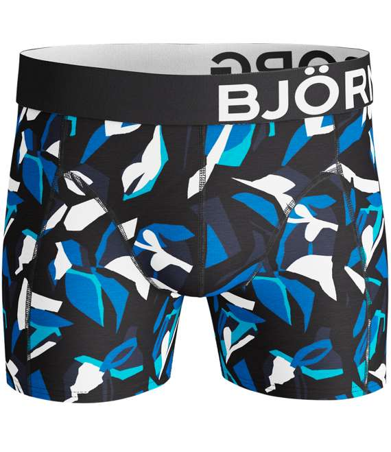 Björn Borg | 1p SHORTS BB GRAPHIC Black