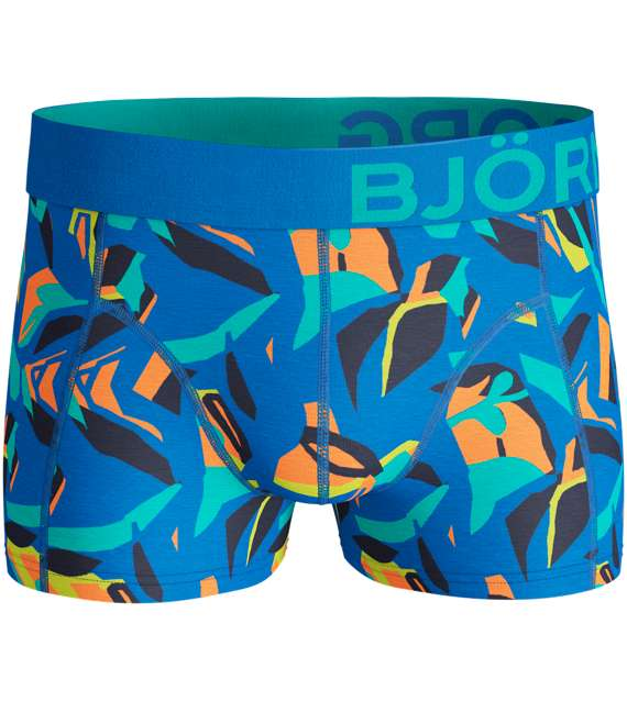 Björn Borg | 1p SHORT SHORTS BB GRAPHIC Directoire Blue