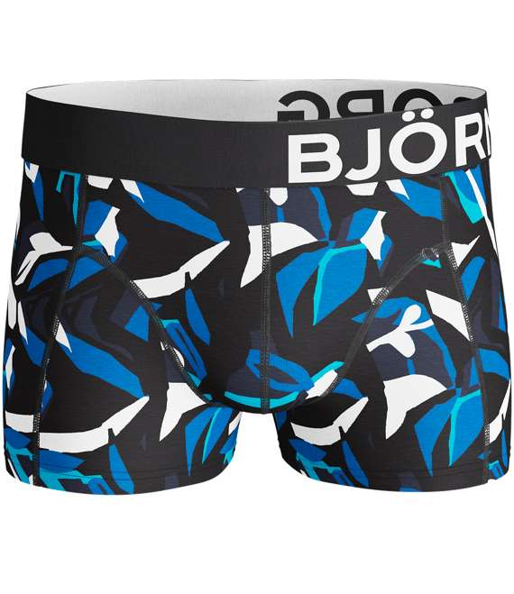 Björn Borg | 1p SHORT SHORTS BB GRAPHIC Black