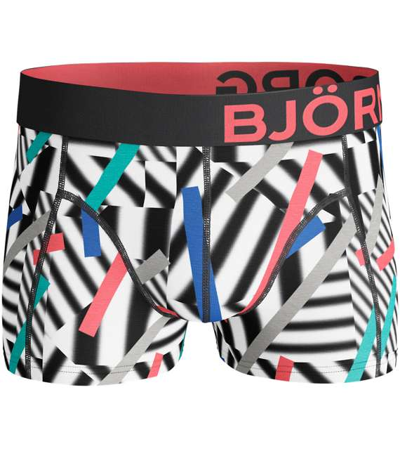 Björn Borg | 1p SHORT SHORTS BB STICKS Black