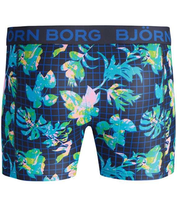 Björn Borg | 1p SHORTS BB FLORA Peacoat