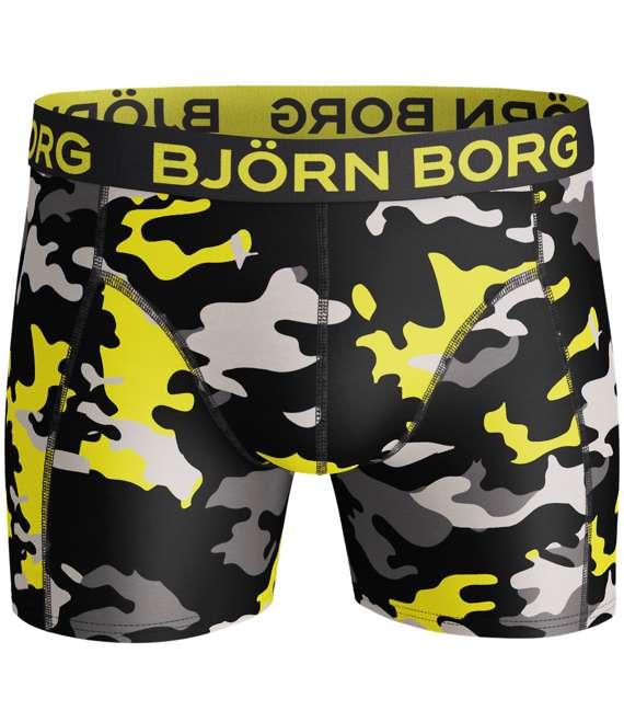 Björn Borg | 1p SHORTS BB CAMO Black
