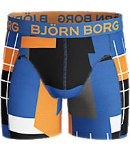Björn Borg MULTI COLLAGE Boys shorts Blue