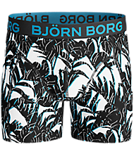 Björn Borg TROPICAL Boys shorts Black