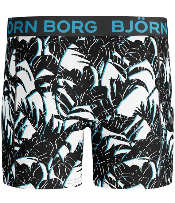 Björn Borg | 1p SHORTS BB TROPICAL Black
