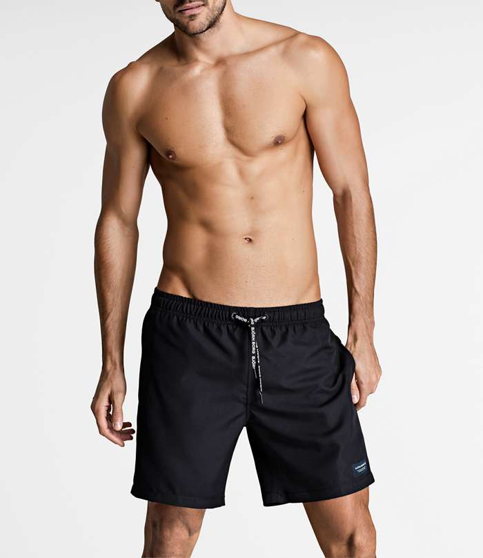 Björn Borg | 1p SWIM SHORTS SEASONAL SOLIDS Black