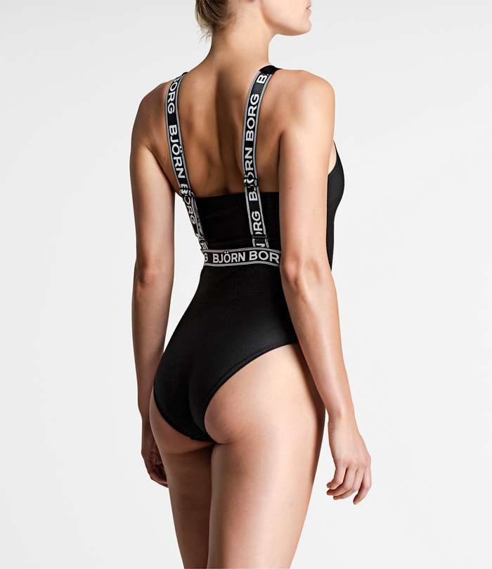 Björn Borg | 1p SWIMSUIT SEASONAL SOLIDS Black