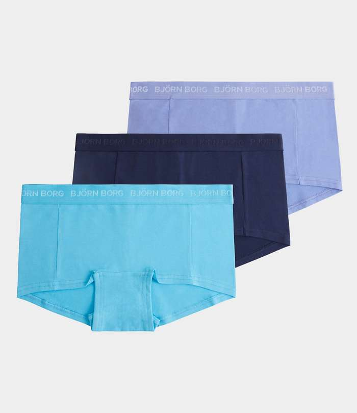 Björn Borg | 3p MINISHORTS SEASONAL SOLIDS Aquarius