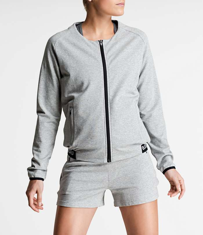 Björn Borg | 1p TOP TIKA Light Grey Melange