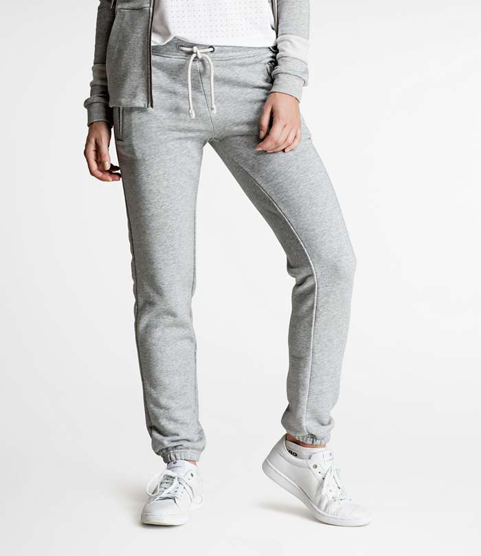 Björn Borg | 1p PANTS SHANNON Light Grey Melange