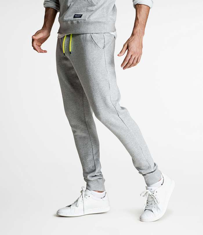 Björn Borg | 1p SWEAT PANTS LOCKE Light Grey Melange