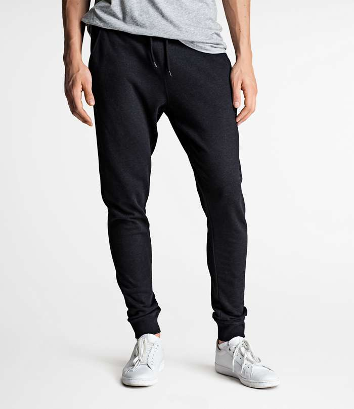 Björn Borg | 1p SWEAT PANTS LOCKE Black Melange