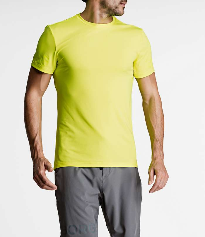 Björn Borg | 1p TEE PALMER Safety Yellow