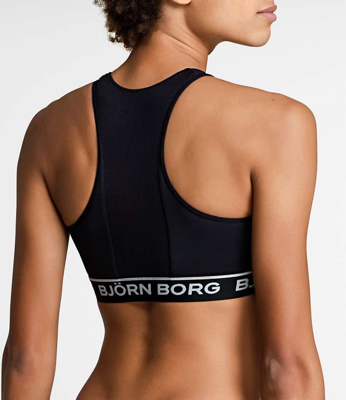 Björn Borg | 1p SPORT TOP BB SEASONAL SOLIDS Black