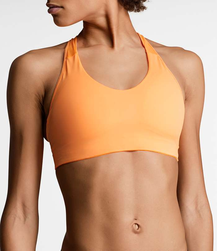 Björn Borg | 1p SPORT BRA BB SEASONAL SOLIDS Orange Pop