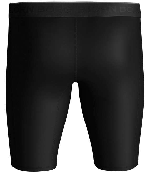 Björn Borg | 1p LONG SHORTS BB PERFORMANCE PRO WINDPROOF SOLID Black