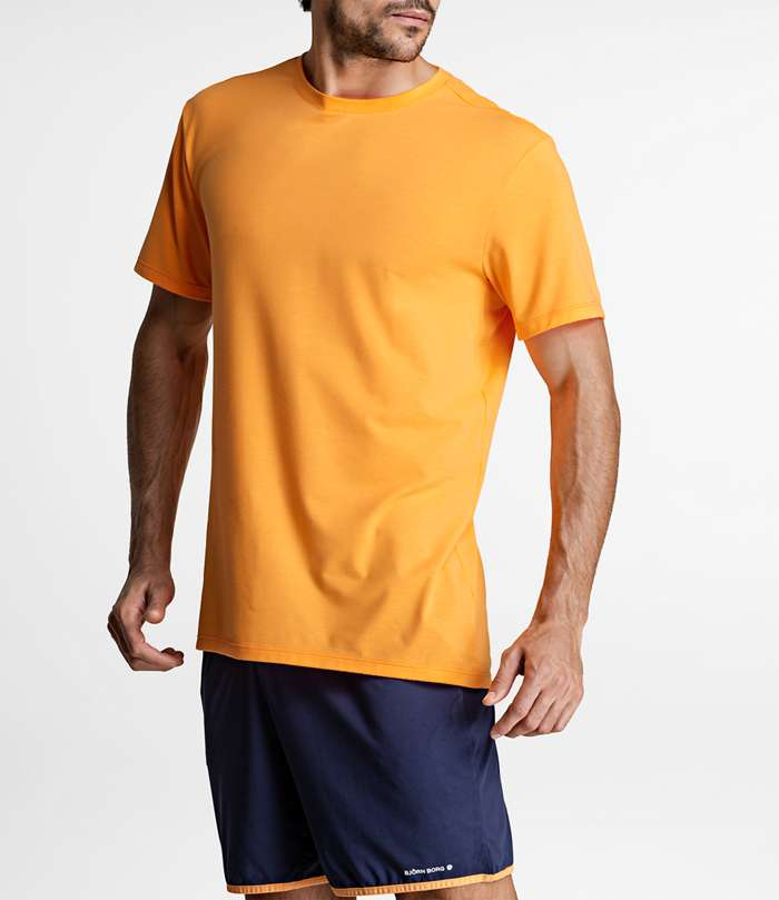Björn Borg | 1p TEE PAL Orange Pop
