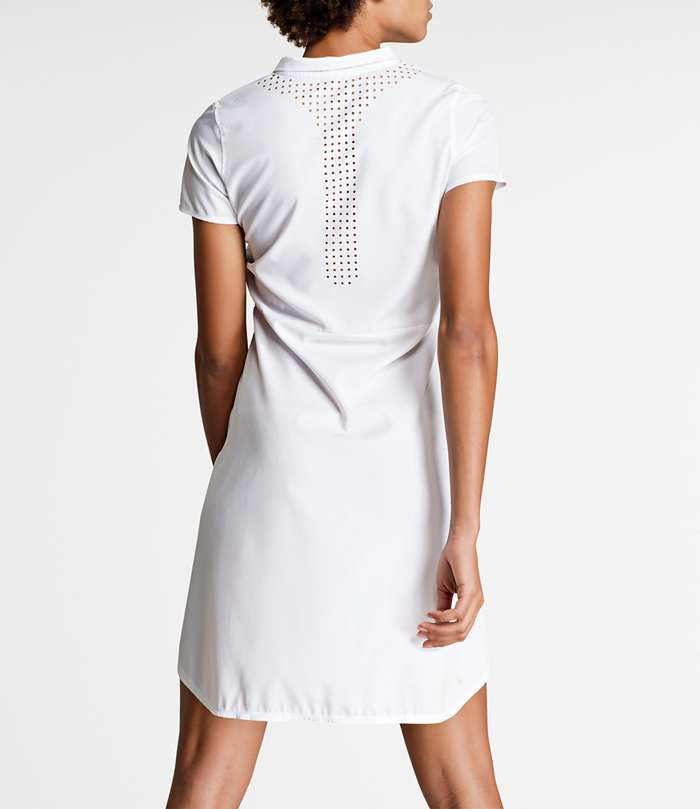 Björn Borg | 1p POLO DRESS OLIVIA White
