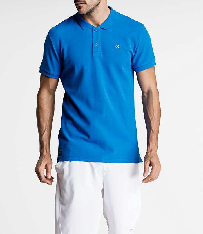 Björn Borg | 1p POLO PHILIP Electric Blue Lemonade