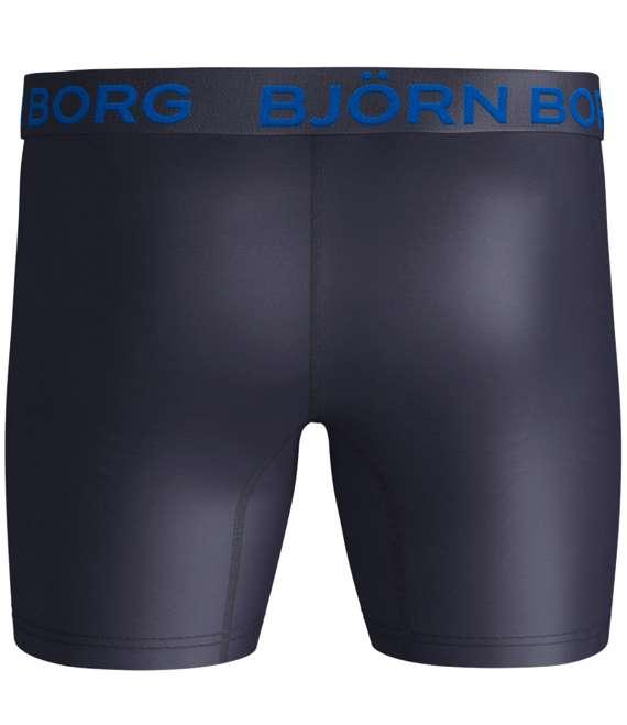 Björn Borg   1p SHORTS BB SEASONAL SOLIDS Peacoat