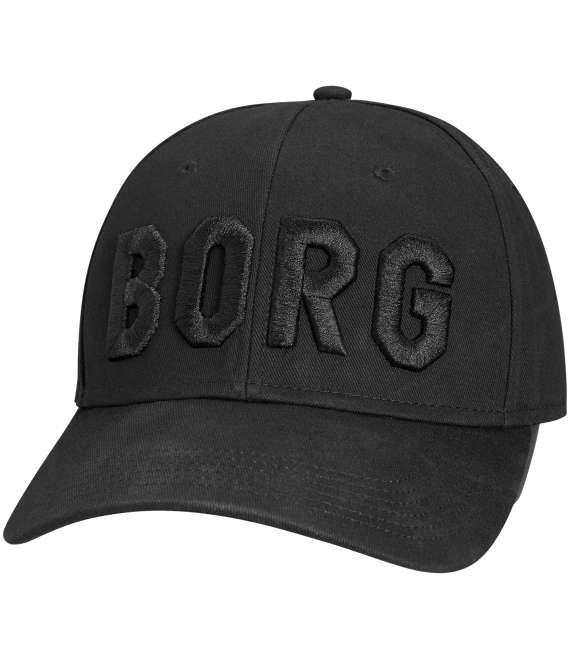 Björn Borg | 1p CAP ADRIAN Black