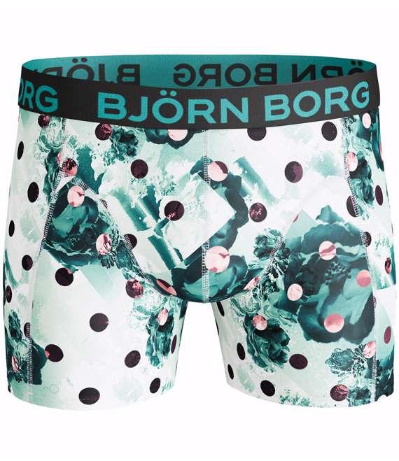Björn Borg   1p SHORTS BB DOT VIEW Ceramic