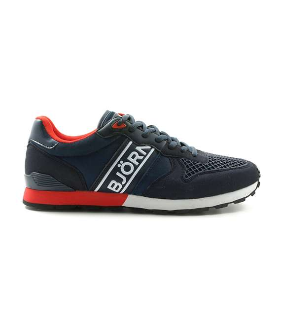 Björn Borg | R400 Low Ctr M Navy/Red