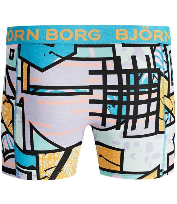 Björn Borg | 1p SHORTS BB MULTICOLOUR Aquarius