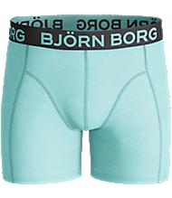 Björn Borg SEASONAL SOLIDS Boys SHORTS LIGHT BLUE