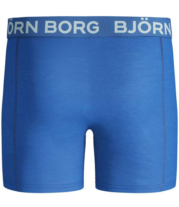Björn Borg | 1p SHORTS SEASONAL SOLIDS Directoire Blue