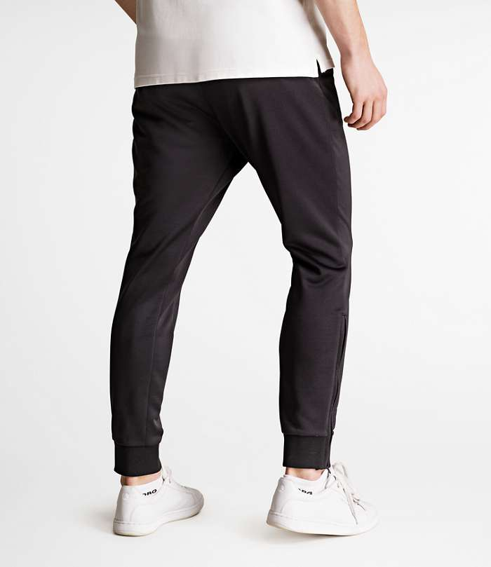 Björn Borg | 1p TRACK PANTS TED NARROW PANTS Black
